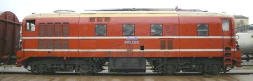 ex D.341.2025 SALCEF - Foto © Ernesto Imperato da trenomania