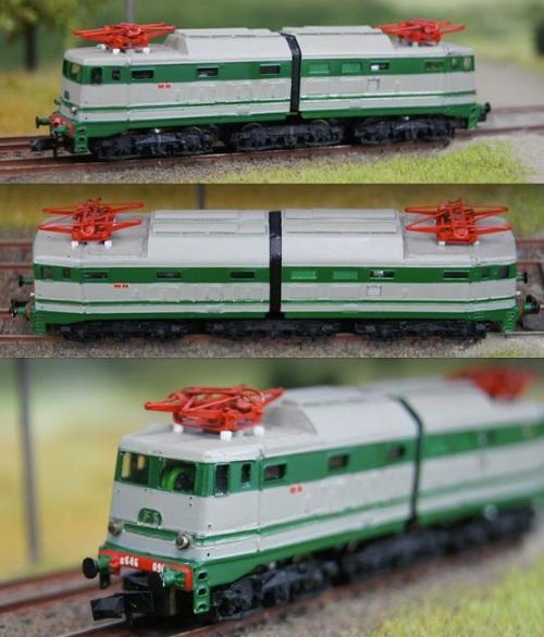 CLM 1203 E.646.090 © modellbahn-wunderland da ebay