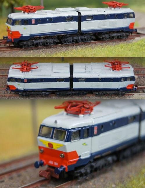 CLM 1205 - E.656.084 - © modellbahn-wunderland da ebay