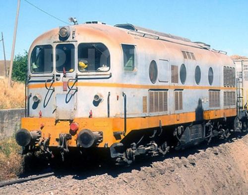 FMT NA 0401 ex T.7226, ex T. 7241, ex D.341.1060 a Dittaino (EN) nel 2001-Foto © Stefano Paolini da photorail.com