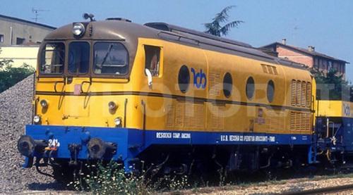 FMT NA 2054, ex VCB T.3794, ex D.341.2004 a Scandiano (RE) nel 1994 -Foto © Stefano Paolini da photorail.com