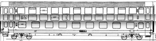 Raffronto tra sequenze finestrini delle le B (in alto, le BH )i mezzo) e le A (in basso), lato opposto alla ritirata.