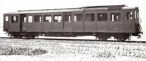 Rn8902, in prova sulla Palermo - Corleone. Foto tratta dal forum di ferrovie.it