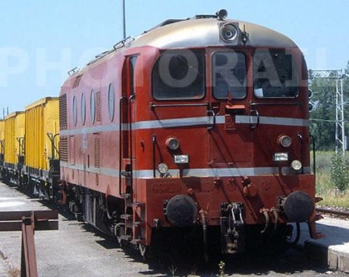 T.3795 ex 341.2025 a Bondeno (FE) nel 2005 - Foto © Stefano Paolini da photorail.com
