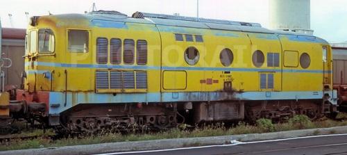 T7228 ex T7226 ex D341.1021 a Messina nel 2004 - Foto © Stefano Paolini da photorail.com