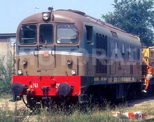 VCB T.3795, ex D.341.2025 a Scandiano (RE) nel 1994 -Foto © Stefano Paolini da photorail.com