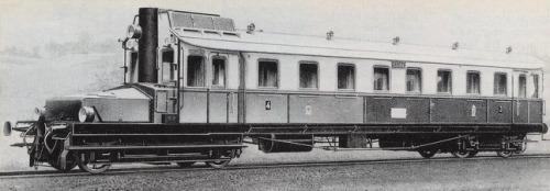 VT 2 (VT 159) KPEV, probabilmente analoga all'automotrice provata nel Torinese.
