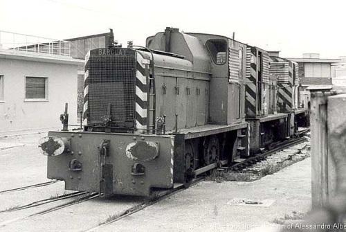 D2432 (Class 06) appena giunta a Trieste, foto © Alessandro Albè