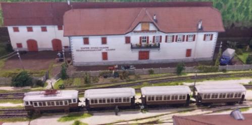 """Ferrovia Elettrica Trasatesina: la """"Vaca di Caldaro"""""""