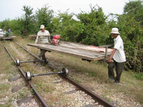 Smontaggio di un norry. Foto da www.slate.com
