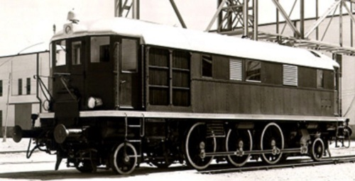 BR V140, oggi esposta presso il Deutsches Museum di Monaco