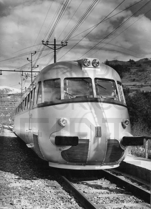 Autosalone FIAT 089 del 1954 - Foto © Centro Ricerche Fiat da Google Plus