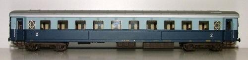 Bz 33.000, modello H0 di ATRF