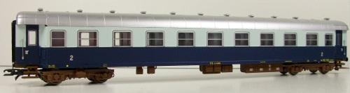 Modello Rivarossi H0 della Bz 45.215