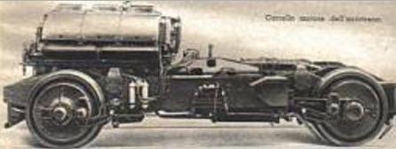 Carrello motore dell'ATR 100