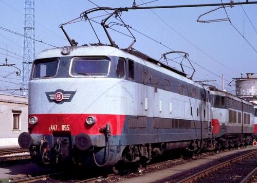 E447.085 a Firenze nele 1986 - Foto © Franco Pepe da http://littorina.net/