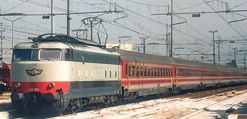 E-444 e Rosso Fegato - Dettaglio da una foto © Marco Del Dotto 1989 da flickr