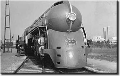 J3 Hudson Streamliner, da http://www.1939nyworldsfair.com