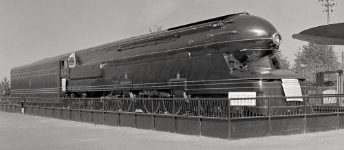 PRR S1 alla fiera di NY del '39