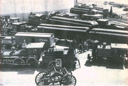 The Yard: esibizione storica