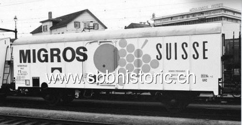 Carro FS Migros, da www.sbbhistoric.ch