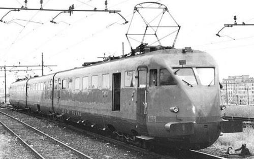 ETR.201 Ricostruito, Foto Ministero dei Trasporti del 1960, da photorail.com