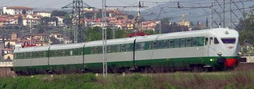 ETR 232 Charter Livorno-Venezia nel 2009 - Foto © Michele Sacco da flickr