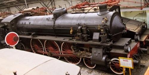 La 691.022 al Museo della Scienza e della Tecnica di Milano - foto tratta da http://3.bp.blogspot.com/