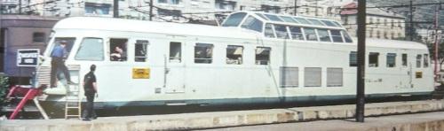 ALn.444.3001 a Savona nel 1963 - Foto di Joachim von Rohr