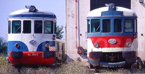 Ferrovia Alifana - ALn 88o I 1 e 773 I 20 - Foto © Stefano Paolini da photorail.net