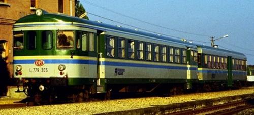 FP Ln779.305 con la ALn 663.1019 nel 2013 Foto © Franco Pepe da https://littorina.net/