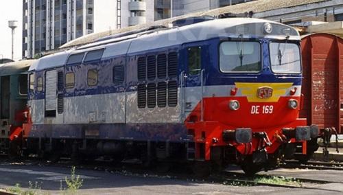 FSE DE169 nel 2006 - Foto © Paolo Gregoris da photorail.com