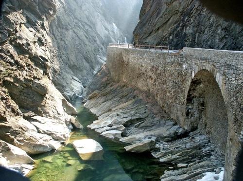 Gola del Piottino. Foto Alessandro Nizzolo da Panoramio