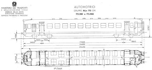 ALn.773 prima versione (3501-3562)