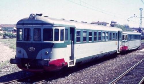 ALn.772.1006 a Bologna nell'Agosto 1966 - Dettaglio da foto © Helmut Phillipp