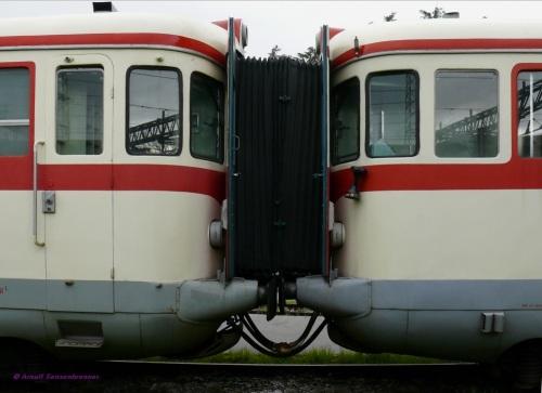 Due ALn.773 accoppiate. Fotp © Arnulf Sensenbrenner da http://www.bahnbilder.de/