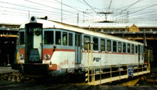 ALn773.3516 con logo FP e intercomunicante aperto nel 1996. Foto da graftreni.it