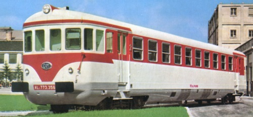 ALn.773 in livrea bianco-rossa