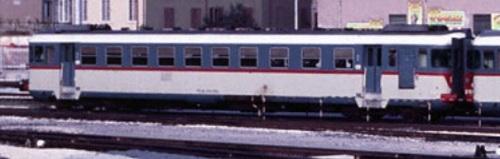 ALn 773.3507 a Mantova nel 1987 - Foto ©Franco Pepe da littorina.net