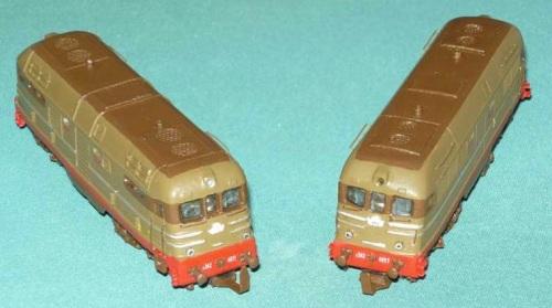 Le due D.342 di Gigi