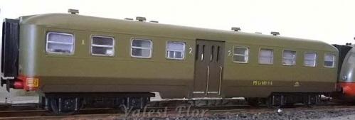 Modello GT in H0 della Le 680. Immagine tratta da http://valestelor.altervista.org