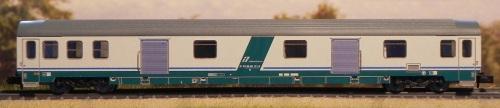 Bagagliaio Z XMPR di Pirata (art.6011, serrande grigie)- da http://trenini.jimdo.com