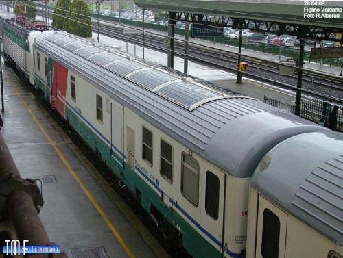 Imperiale di una delle due D PVTRAIN - Foto © R.Alberoni da trenomania
