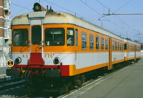 R.3+M.6 SATTI a Torino nel 2003, foto © Franco Pepe da littorina.net
