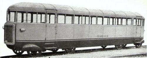 """Altra immagine di uno dei tre prototipi da ALb 48, tratto da """"Le foto di Corrado"""""""