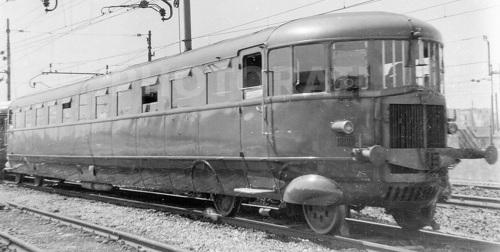 ALb 80.109 a Milano nel 1958 - Foto © Cornolò
