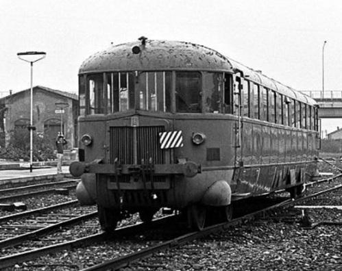 ALn 72.03 a Suzzara nel 1979 -Foto © Alessandro Muratori