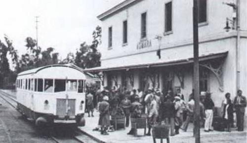 Stazione di Asmara, 1938