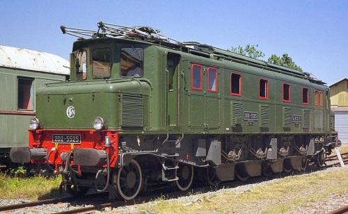D2D 5525 preservaa dall'Associazione E525, Foto © Didier Duforest da wikipedia