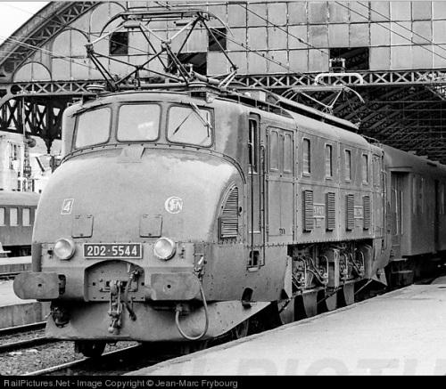 Foto da www.railpictures.net - © Jean Marc Frybourg